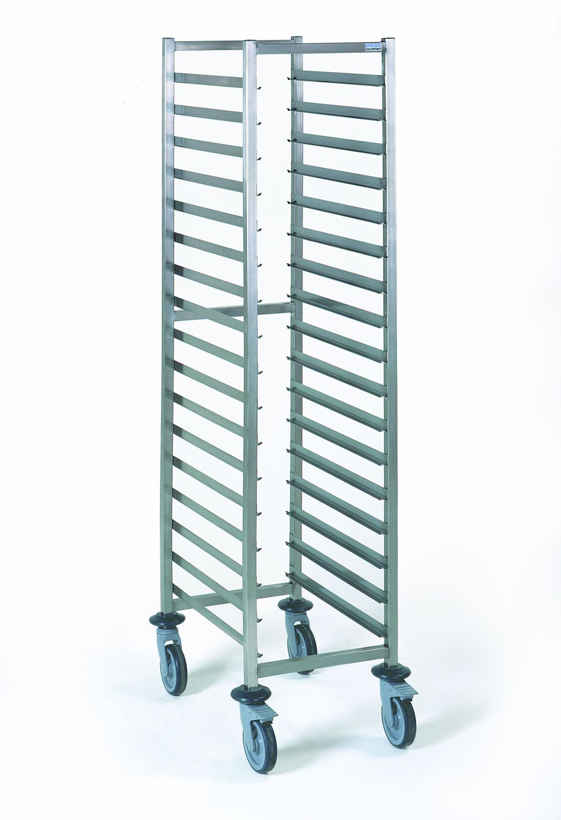 Gastronorm Racking Trolley GN 1/1 x 15 levels stainless steel